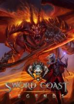 Sword Coast Legends poster