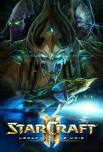 StarCraft II: Legacy of the Void dvd cover