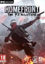 Homefront: The Revolution dvd cover