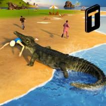 Crocodile Attack 2016 dvd cover