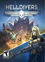 HELLDIVERS poster