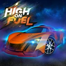 Car Racing 3D: High on Fuel dvd cover