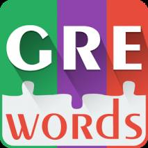 GRE Words Puzzle dvd cover