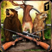 Wild Hunter Jungle Shooting 3D dvd cover
