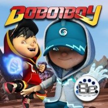 BoBoiBoy: Power Spheres dvd cover