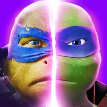 Teenage Mutant Ninja Turtles: Legends dvd cover
