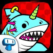 Shark Evolution Clicker Game dvd cover