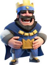 Clash Royale dvd cover