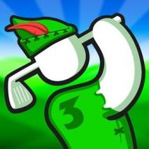 Super Stickman Golf 3 Cover