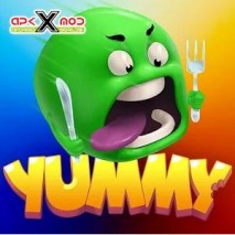 Yummy: Hungry Games dvd cover