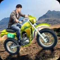Off Road Moto Bike Hill Run dvd cover