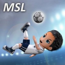 Mobile Soccer League dvd cover