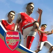Arsenal FC: Endless Football dvd cover