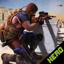 Sniper Hero: Future Battle dvd cover
