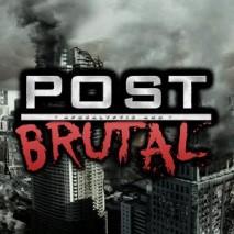 Post Brutal Cover