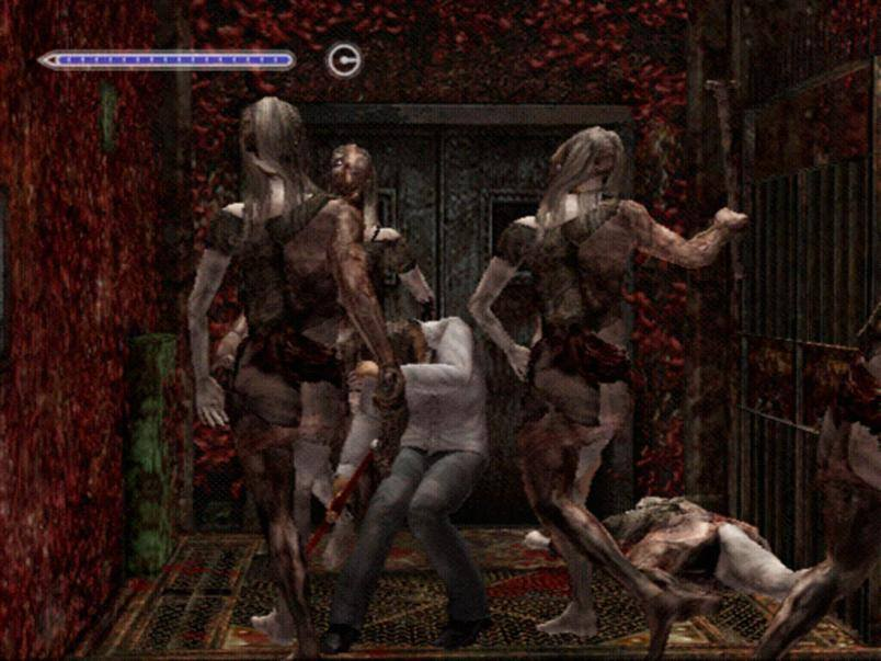 Silent Hill 4 The Room System Requirements Videos Cheats Tips