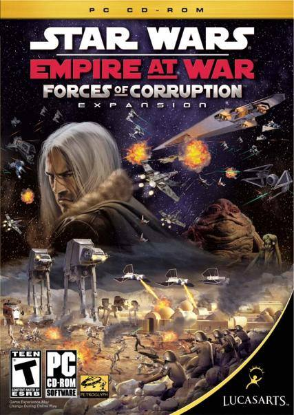 Star Wars Empire At War Forces Of Corruption System Requirements Wallpapers Game Info Center