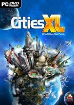 Cities XL dvd cover