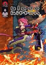 Blade Kitten dvd cover