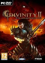 Divinity 2 The Dragon Knight Saga dvd cover
