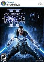 Star Wars the Force Unleashed 2 poster