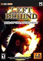 Left Behind Rise of the Antichrist dvd cover