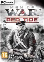 Men of War: Red Tide dvd cover
