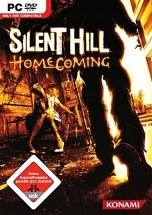 Silent Hill: Homecoming Cover