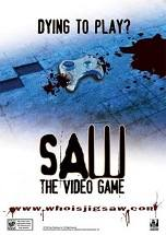 SAW dvd cover