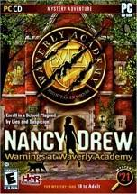 Nancy Drew: Warnings at Waverly Academy dvd cover