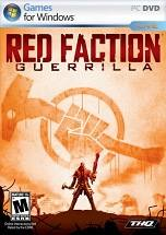 Red Faction: Guerrilla poster
