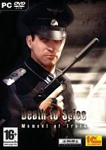 Death to Spies: Moment of Truth dvd cover