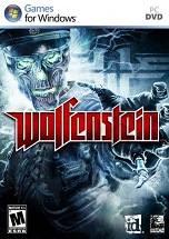 Wolfenstein dvd cover