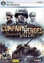 Company of Heroes: Tales of Valor poster