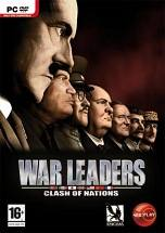War Leaders: Clash of Nations dvd cover