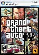Grand Theft Auto IV GTA 4 poster