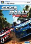 Sega Rally Revo dvd cover