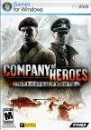 Company of Heroes: Opposing Fronts dvd cover