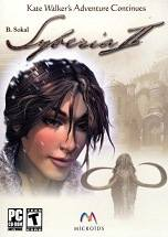 Syberia II dvd cover