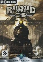 Railroad Tycoon 3 dvd cover