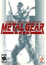 Metal Gear Solid dvd cover