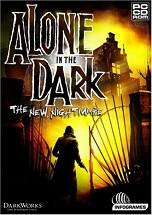 Alone in the Dark: The New Nightmare dvd cover