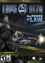 Cops 2170: The Power of Law dvd cover