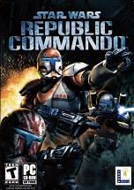 Star Wars Republic Commando poster