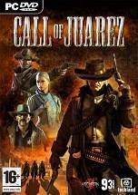 Call of Juarez dvd cover