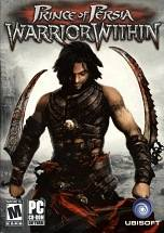 Prince of Persia: Warrior Within dvd cover