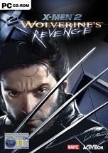 X2: Wolverine's Revenge dvd cover