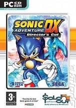 Sonic Adventure DX Director's Cut dvd cover