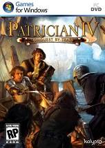 Patrician IV: Conquest by Trade dvd cover
