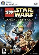 Lego Star Wars: The Complete Saga poster